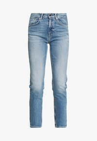 Pepe Jeans - MARY - Jeans straight leg - blue denim - 3