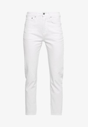MARY - Jean droit - white denim