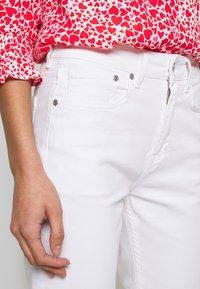 Pepe Jeans - MARY - Straight leg jeans - white denim - 3