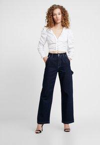 Pepe Jeans - DUA LIPA X PEPE JEANS  - Jeans straight leg - denim - 1