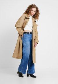 Pepe Jeans - DUA LIPA X PEPE JEANS  - Flared Jeans - denim - 1