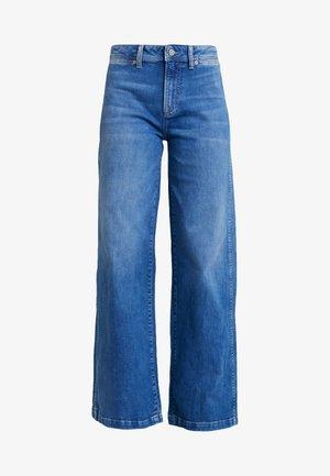 DUA LIPA X PEPE JEANS  - Jeans a zampa - denim