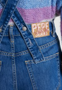 Pepe Jeans - DUA LIPA X PEPE JEANS - Široké džíny - blue denim - 5
