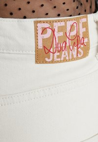 Pepe Jeans - DUA LIPA X PEPE JEANS - Relaxed fit jeans - white denim - 4