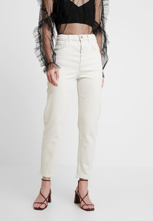 DUA LIPA X PEPE JEANS - Relaxed fit jeans - white denim