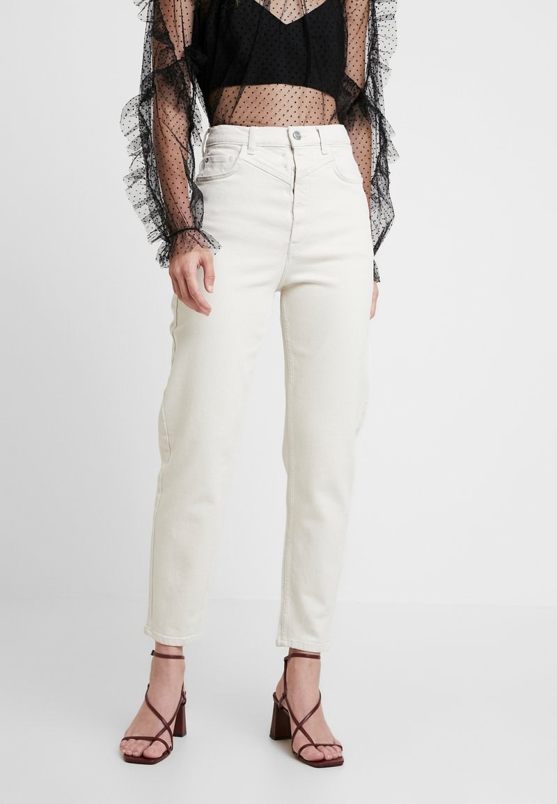 Pepe Jeans - DUA LIPA X PEPE JEANS - Jeans Relaxed Fit - white denim