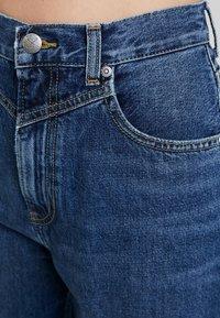 Pepe Jeans - DUA LIPA X PEPE JEANS - Džíny Relaxed Fit - blue denim - 3
