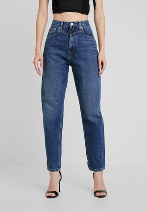 DUA LIPA X PEPE JEANS - Relaxed fit jeans - blue denim