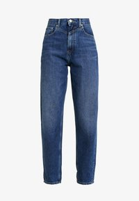 Pepe Jeans - DUA LIPA X PEPE JEANS - Džíny Relaxed Fit - blue denim - 4