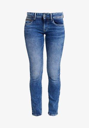 KATHA - Slim fit jeans - light used