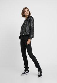 Pepe Jeans - KATHA - Slim fit jeans - black - 1