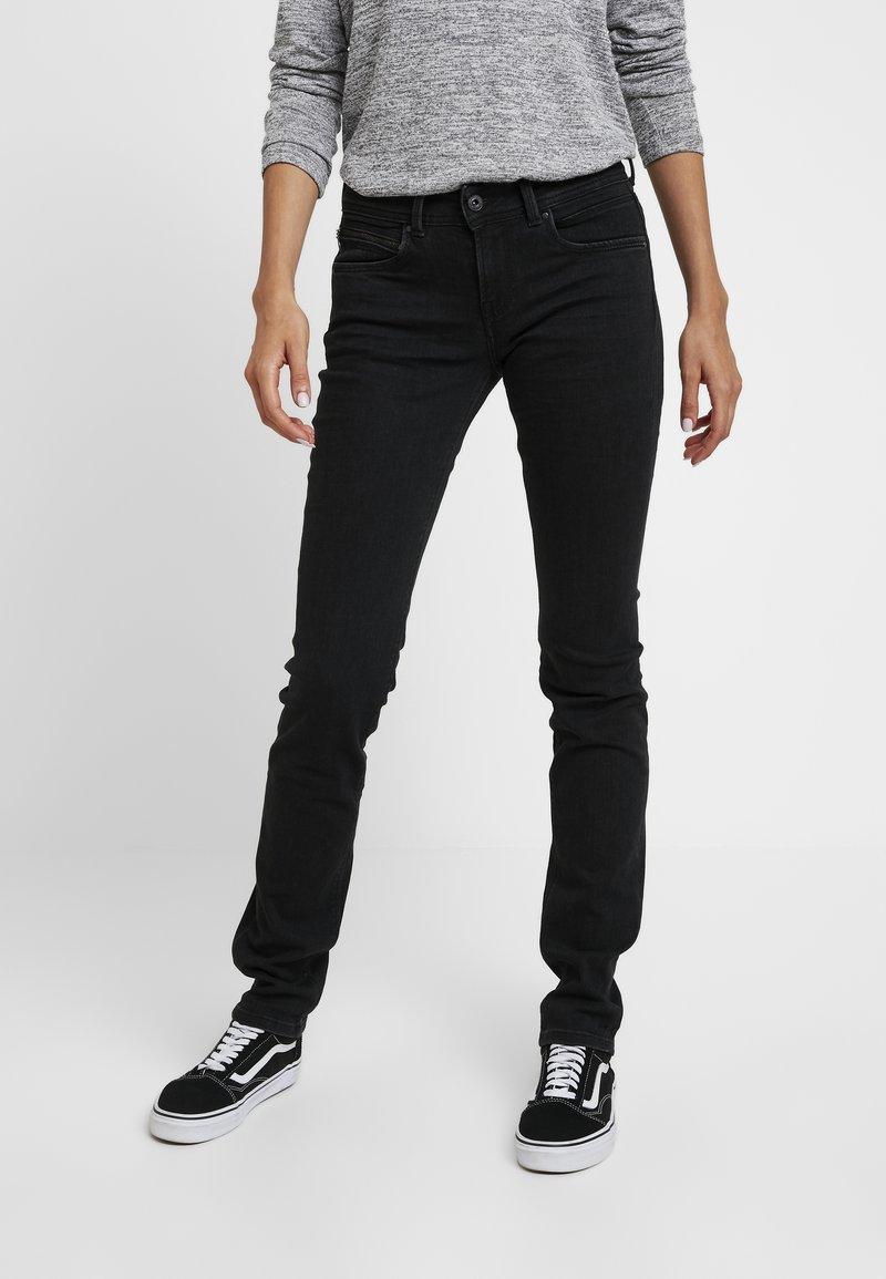 Pepe Jeans - KATHA - Slim fit -farkut - black
