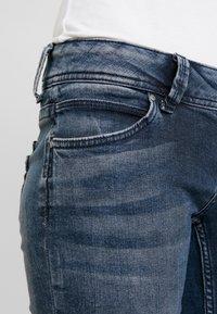 Pepe Jeans - KATI - Straight leg jeans - bluegrey used - 5