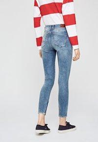Pepe Jeans - HIGH - Jeans Skinny - blue denim - 2