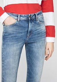 Pepe Jeans - HIGH - Jeans Skinny - blue denim - 3