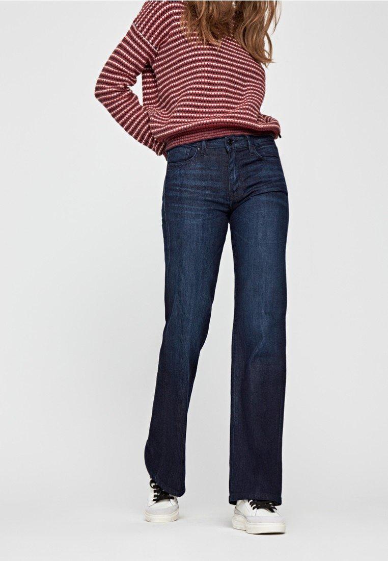 Pepe Jeans - Flared Jeans - blue denim