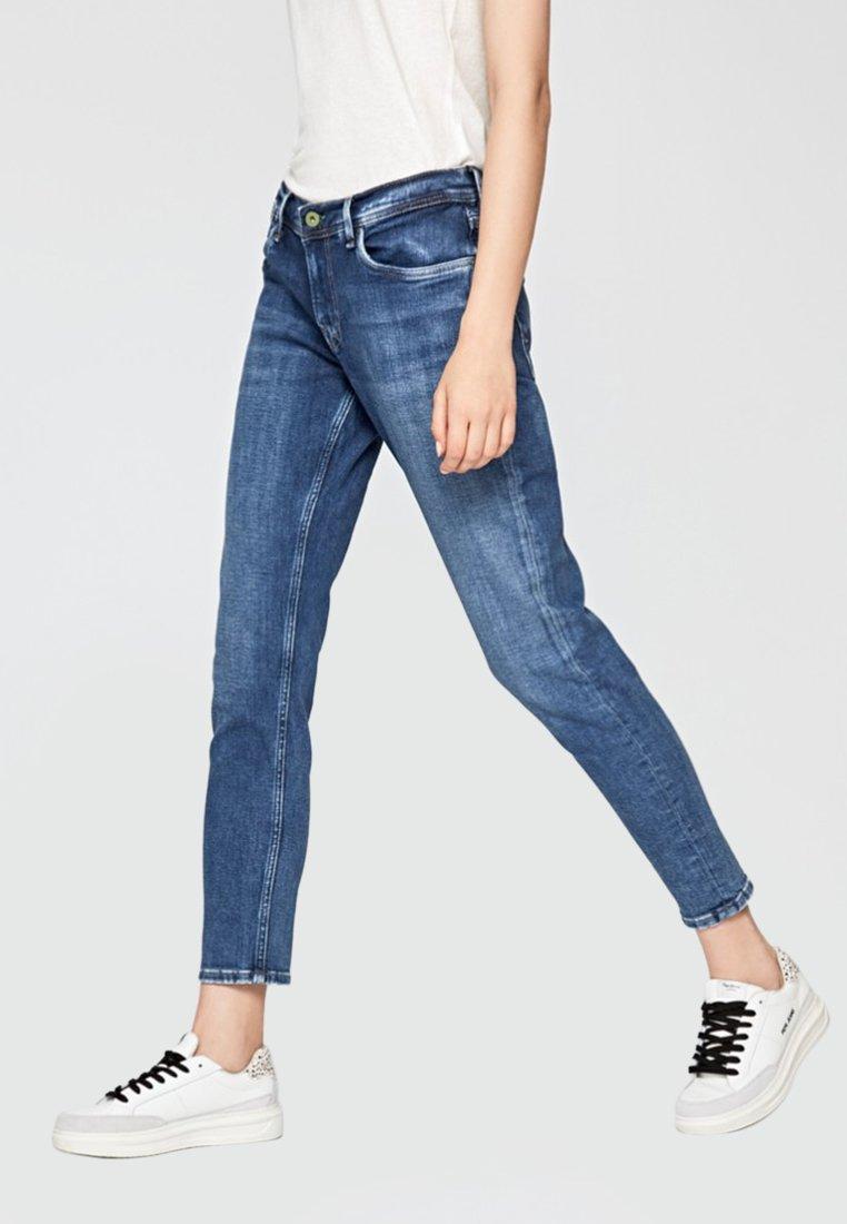Jeans Pepe JoeyJean Slim Blue Denim iZuOPkXT