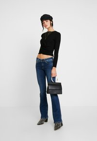 Pepe Jeans - NEW PIMLICO - Flared Jeans - blue denim - 1