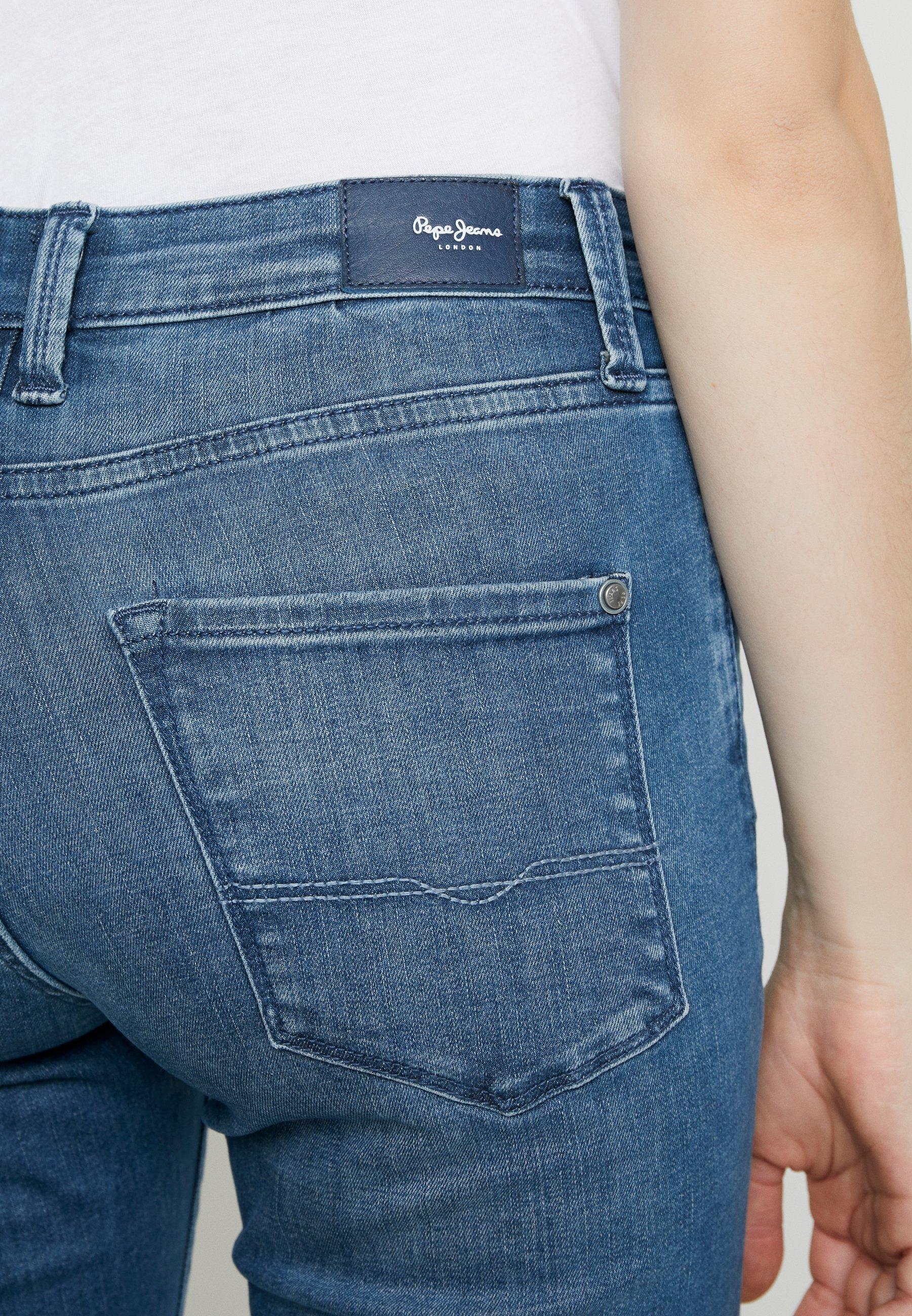 Pepe Jeans Skinny-farkut - Denim