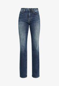 Pepe Jeans - AUBREY - Vaqueros rectos - dark-blue denim - 3