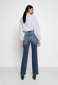 Pepe Jeans - AUBREY - Vaqueros rectos - dark-blue denim - 2