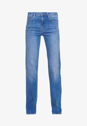 AUBREY - Jeans straight leg - denim