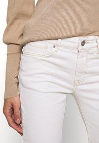 Pepe Jeans - AUBREY - Jeans straight leg - white denim - 3
