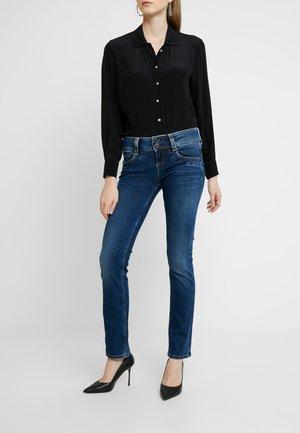 GEN - Jeans straight leg - denim