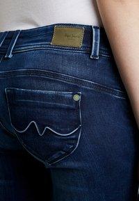 Pepe Jeans - NEW BROOKE - Džíny Slim Fit - denim - 5