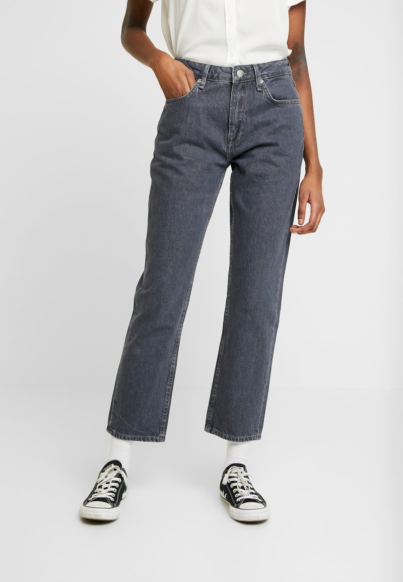 Pepe Jeans - MARY - Džíny Straight Fit - denim