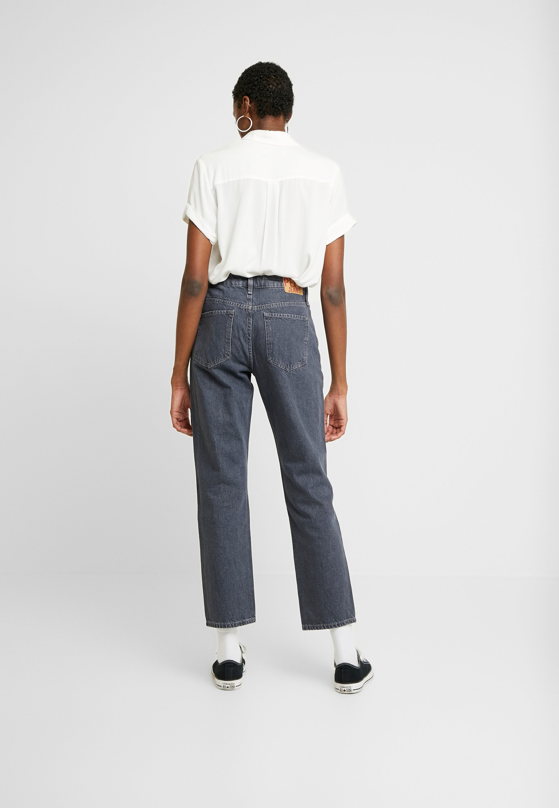 Pepe Jeans MARY - Jeansy Straight Leg - denim