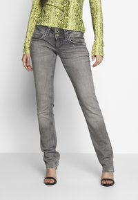 Pepe Jeans - VENUS - Straight leg jeans - grey denim - 0