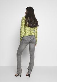 Pepe Jeans - VENUS - Straight leg jeans - grey denim - 2