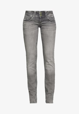 VENUS - Straight leg -farkut - grey denim