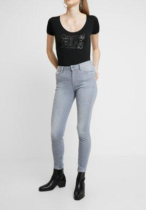 HIGH - Skinny džíny - denim