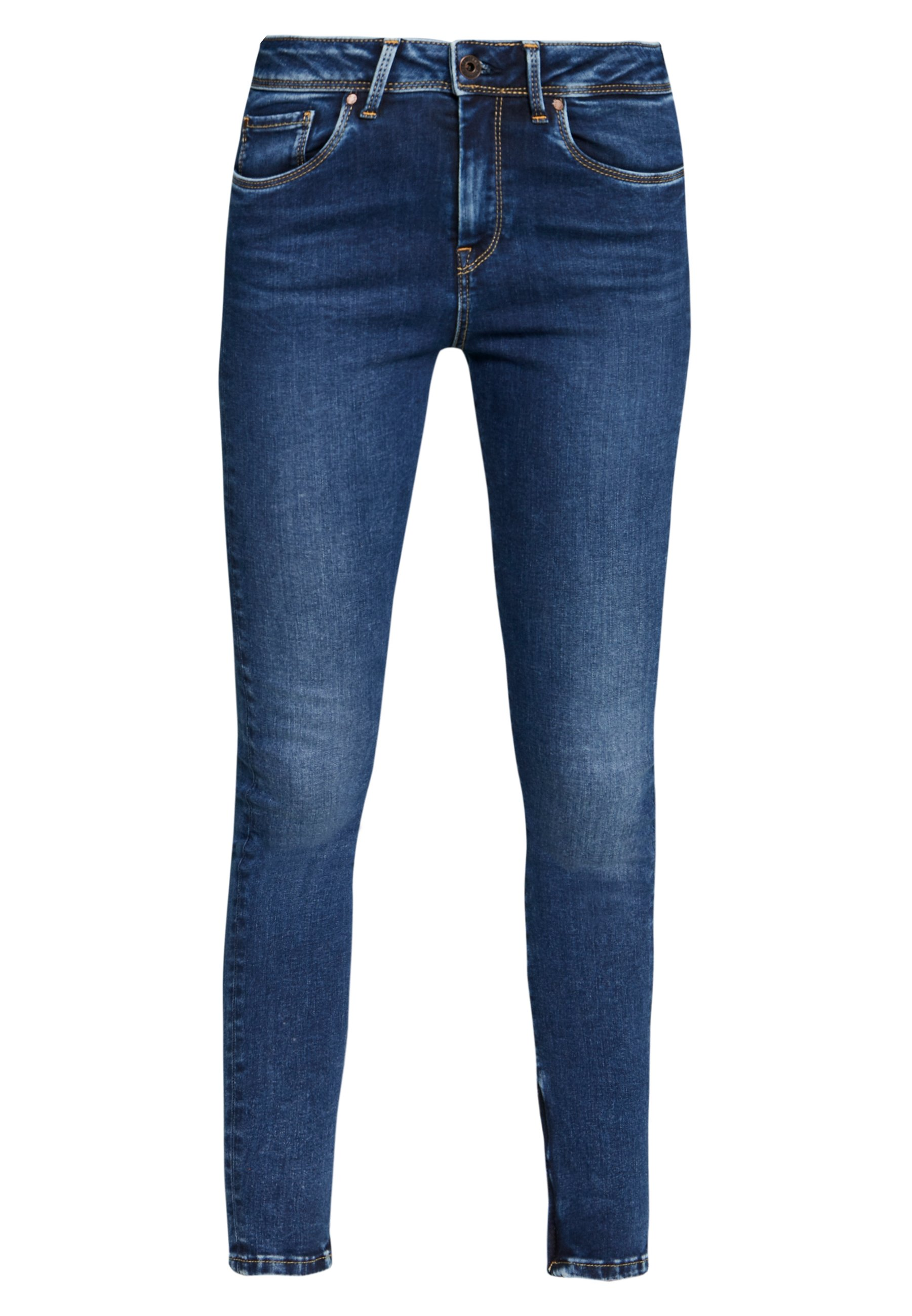 Pepe Jeans Skinny Fit - Dark-blue Denim