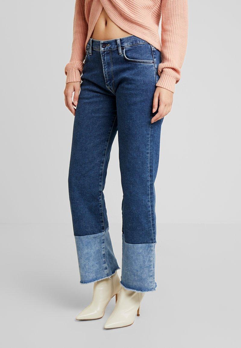 Pepe Jeans - GRACE - Straight leg jeans - DENIM