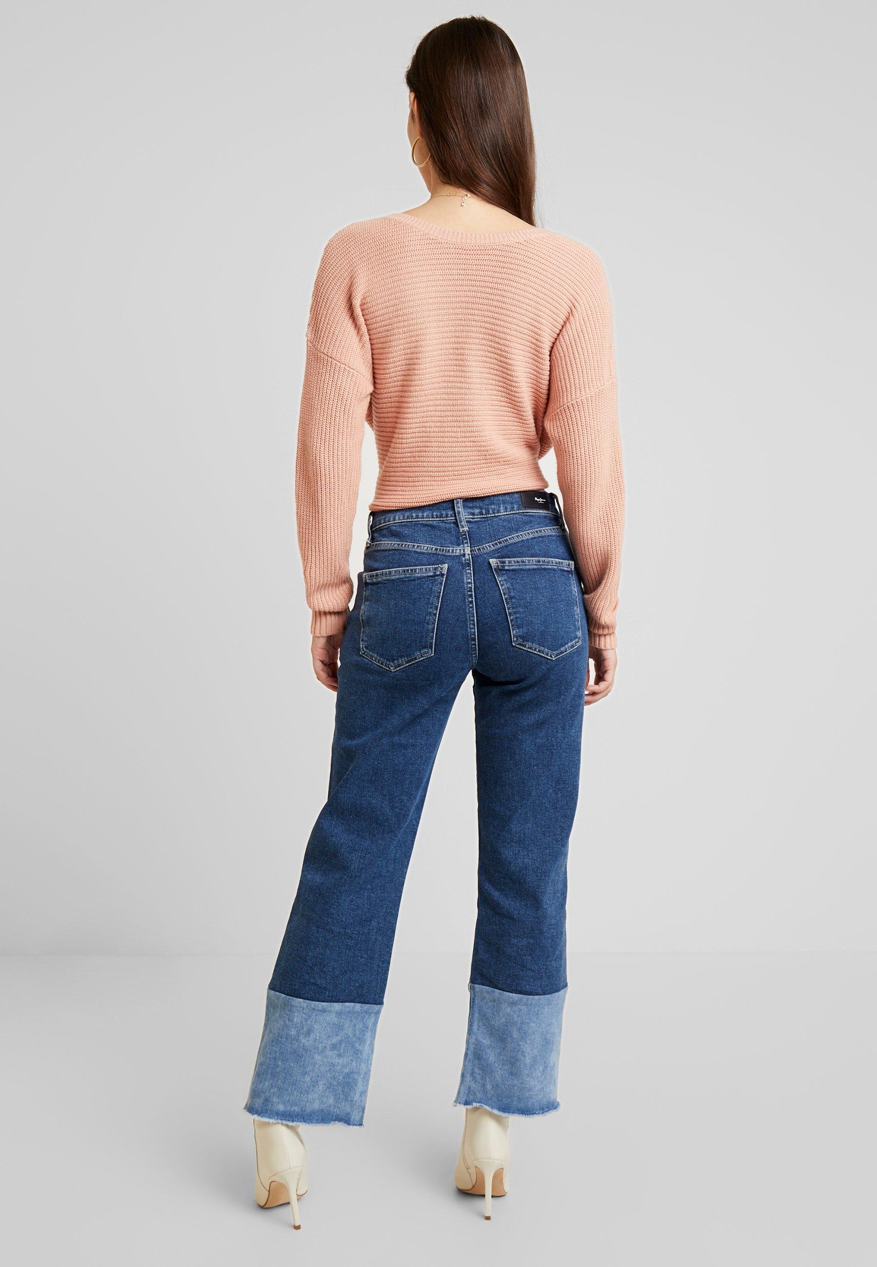 Denim Jeans GraceJean Droit Pepe GraceJean Pepe GraceJean Denim Pepe Jeans Droit Jeans TF5Julc3K1