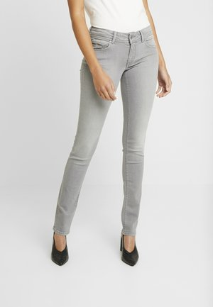 KATHA - Jeans slim fit - grey denim