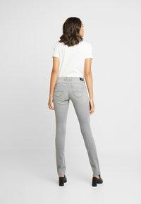Pepe Jeans - KATHA - Slim fit jeans - grey denim - 2