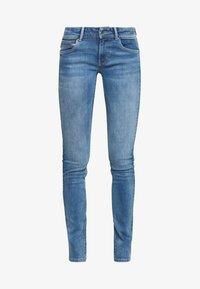 Pepe Jeans - KATHA - Vaqueros slim fit - blue denim - 4