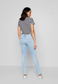 Pepe Jeans - KATHA - Slim fit jeans - light-blue denim - 2