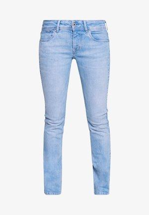 HOLLY - Straight leg jeans - denim