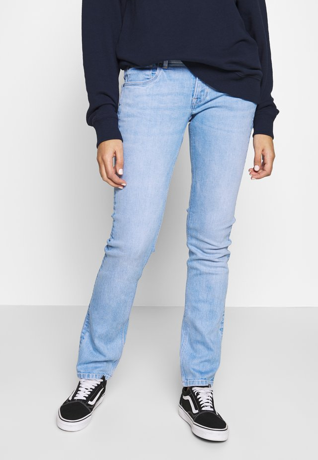 HOLLY - Straight leg -farkut - denim