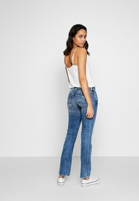 Pepe Jeans - HOLLY - Straight leg jeans - stone blue denim - 2