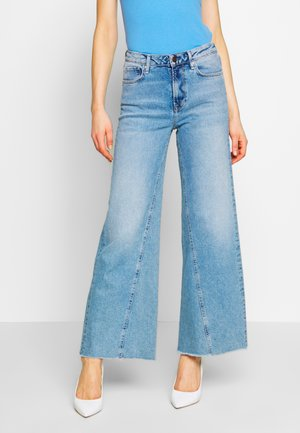 HAILEY - Flared Jeans - denim