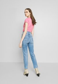 Pepe Jeans - LEXI SKY HIGH - Džíny Straight Fit - denim - 2
