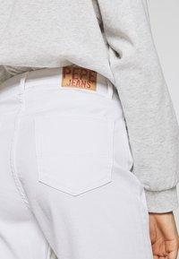 Pepe Jeans - LEXI SKY HIGH - Džíny Straight Fit - denim - 5