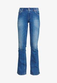 Pepe Jeans - NEW PIMLICO - Vaqueros a campana - blue denim - 3