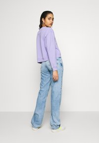 Pepe Jeans - DUA LIPA x PEPE JEANS - Džíny Straight Fit - light blue denim - 2